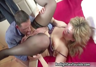 thick milf prostitute acquires her muff part5