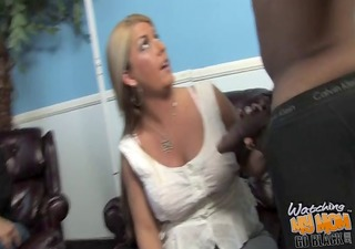 aged mother fucked by obese dark cock hard and