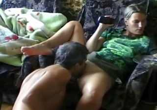 devoted spouse works hard to please his wife