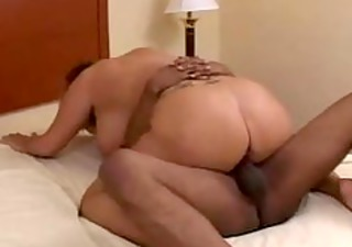 fat american cougar with bbc
