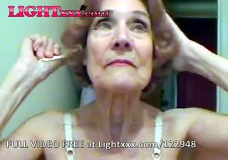 freak of nature another dissolute grannies