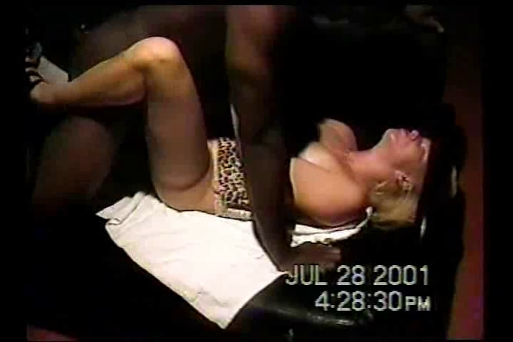 blond wife copulates a bbc in the theater part 5