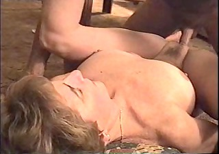 wife drilled by her husband